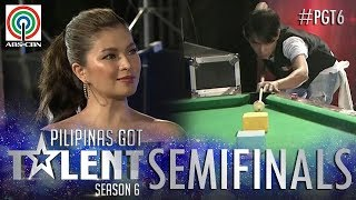 Video Pilipinas Got Talent 2018 Semifinals: Jonacris Bandillo - Billiard Tricks MP3, 3GP, MP4, WEBM, AVI, FLV Maret 2019
