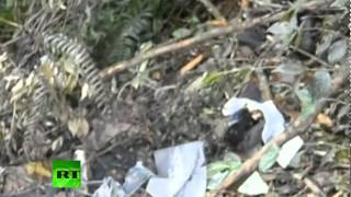 Video Sukhoi Superjet 100 crash site: Close-up footage of debris MP3, 3GP, MP4, WEBM, AVI, FLV Juli 2018