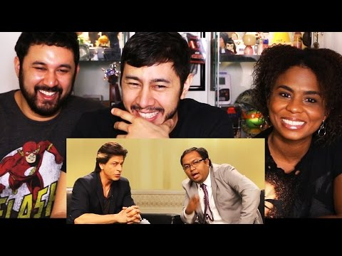 Video TVF's BARELY SPEAKING with ARNUB | Shah Rukh Khan | REACTION! download in MP3, 3GP, MP4, WEBM, AVI, FLV January 2017