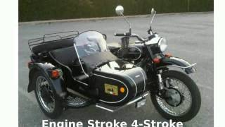 1. 2012 Ural Tourist 750 - Features