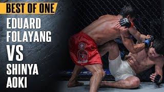 Nonton One  Best Fights   Eduard Folayang Vs  Shinya Aoki      The Landslide    Shocked The World   Nov 2016 Film Subtitle Indonesia Streaming Movie Download