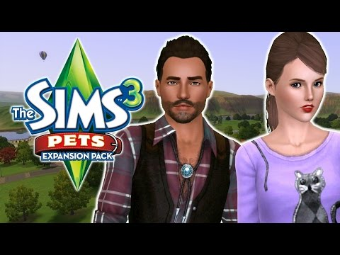 Sims 3 Pets: Let's Play | Part 3 | Job Hunting