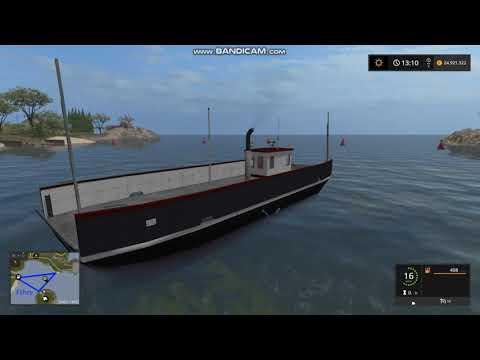 Ferry Sound Update By Ludmilla Power