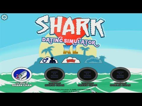 shark dating simulator update