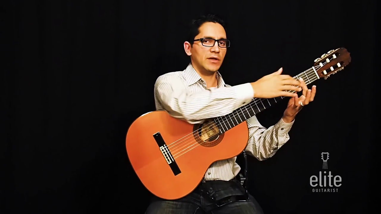 Learn to play Cavatina – EliteGuitarist.com Classical Guitar Video Tutorial Part 1/4