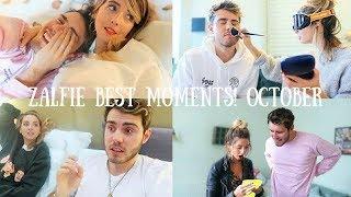 Video Zalfie Best Moments October! MP3, 3GP, MP4, WEBM, AVI, FLV Oktober 2018