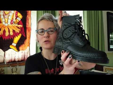 Chaussures Dr Martens 1460 Unknown pleasure