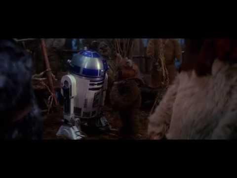 Preview Trailer Il ritorno dello Jedi, trailer italiano
