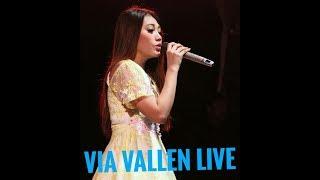 AKAD (payung teduh)  cover VIA VALLEN om Sera live at Sriwedari Solo