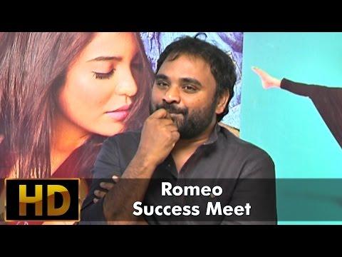 Director Gopi Ganesh About Romeo Success