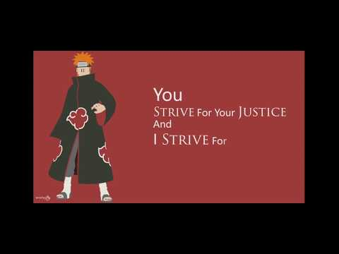 Pain Speech On Justice | Hate | Peace By AniQuotes