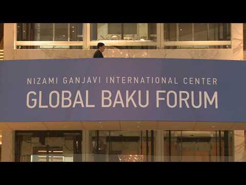 """Președintele Republicii Moldova participă la Forumul Internațional """"VI Global Baku Forum 2018"""""""