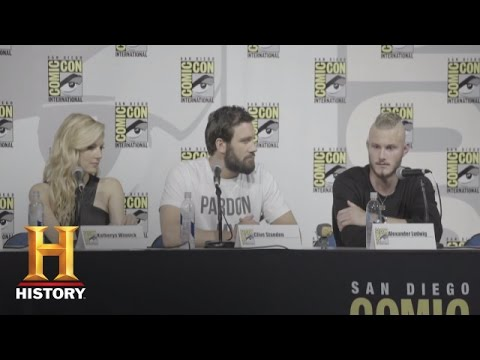 Vikings: Season 4 Full Comic-Con Panel (SDCC 2015) | History