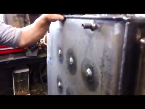 The Econoburn Boiler Part 1 - What To Look For In A Wood Gasification Boiler