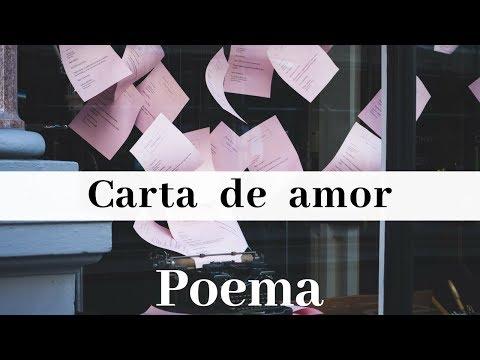 Versos de amor - Mi última carta de amor   Poema en español