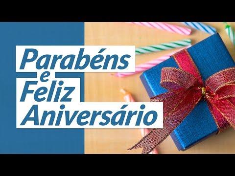 Msg de aniversário - Mensagem de Parabéns  (e Feliz Aniversário! )