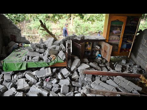 Σεισμός μεγέθους 7 ρίχτερ- Προειδοποίηση για τσουνάμι