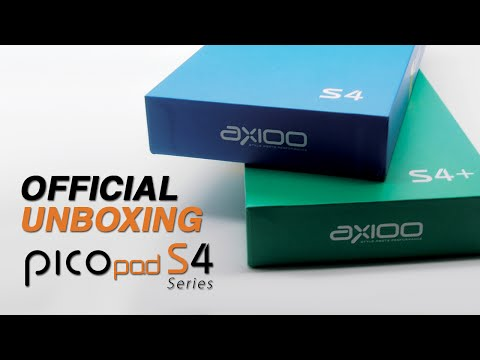 Official Unboxing Axioo PicoPad S4 Series