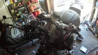 9. Yamaha yzf600r update 2