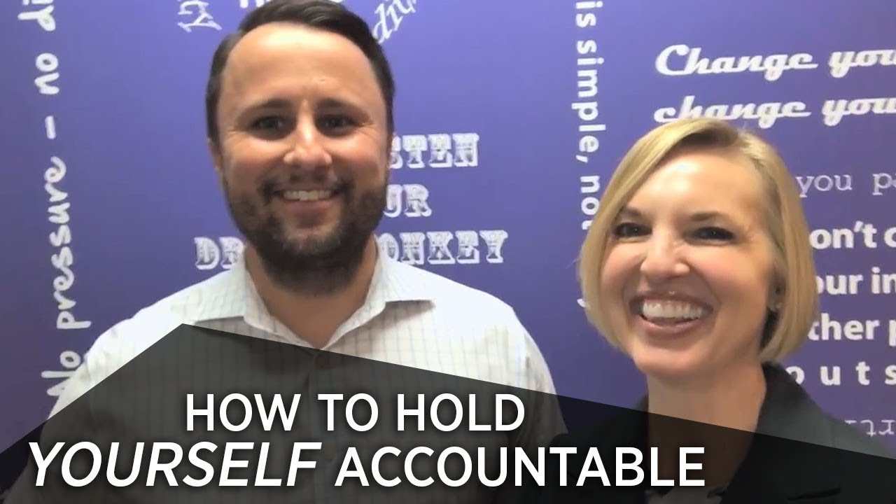 Being Accountable is the Key to Success