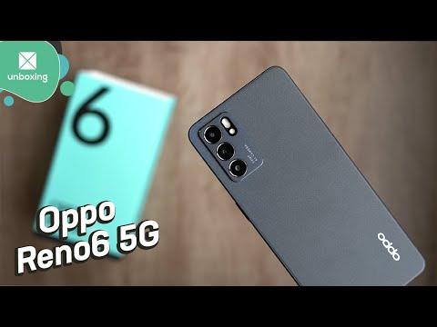 Oppo Reno6 5G | Unboxing en español