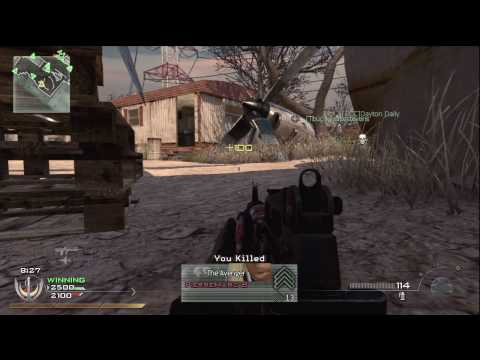 mw2 - Why is camping bad?