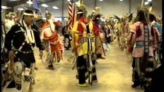 Stillwater (OK) United States  city pictures gallery : Native Circle Grand Entry 1997 Eyabay Singers Stillwater OK