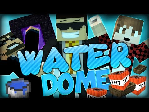 battle - Want to play it yourself? IP: thenexusmc.net Join me, Mitch, Ssundee, Lancey and Pete in this amazing half-wattered battle dome in which we went to the nethe...