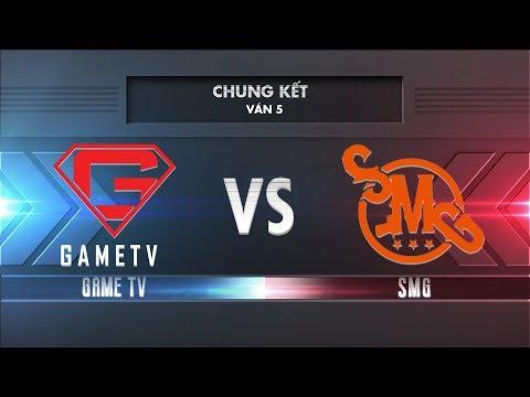 [Chung Kết] GAMETV vs SMG [Ván 5][26.11.2017] - Garena Liên Quân Mobile - Thời lượng: 21:14.