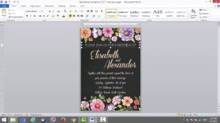 Nonton Wedding Invitation Template For Ms Word Film Subtitle Indonesia Streaming Movie Download