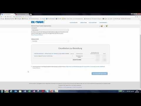 Videoanleitung Symantec Endpoint Protection auf dem Ingram Micro Marketplace