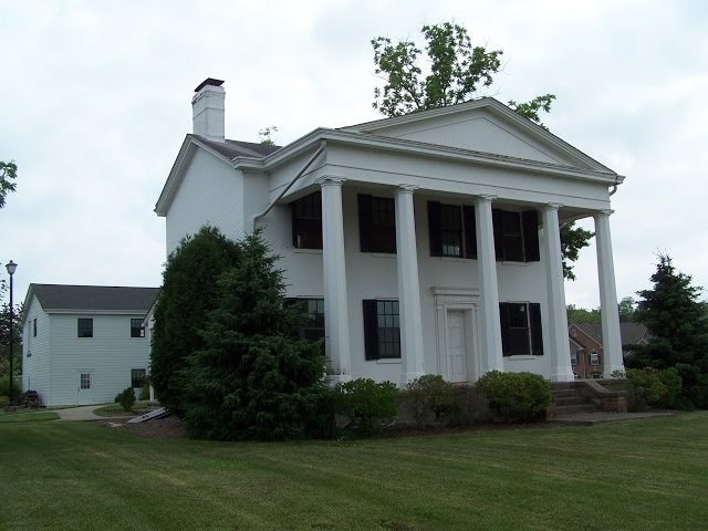 White  Pillars,  Loveland,  Ohio