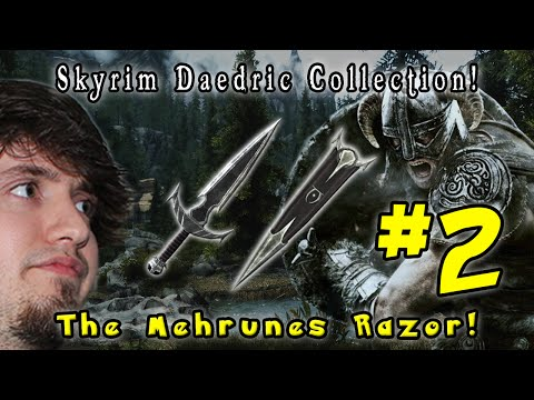 TES Skyrim - Mehrunes' Razor (Part 2)