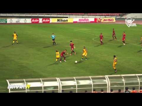 TPL 2015/18 Match Highlight Osotspa  2-1 Navy Fc