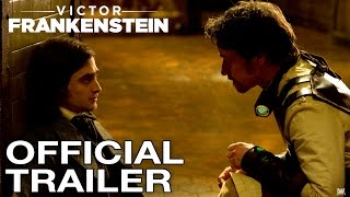 Nonton Victor Frankenstein   Official Hd Trailer  1   2015 Film Subtitle Indonesia Streaming Movie Download