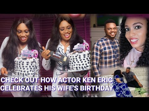 KEN ERIC'S CELEBRATES HIS WIFE'S BIRTHDAY + THINGS YOU PROBABLY DON'T KNOW about His WIFE 👍🏼