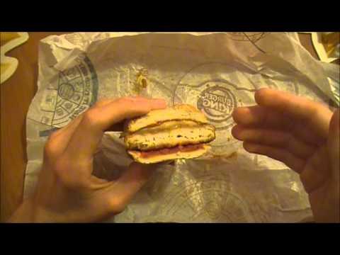 Burger King - Italian Chicken Sandwich - Fast Food Review