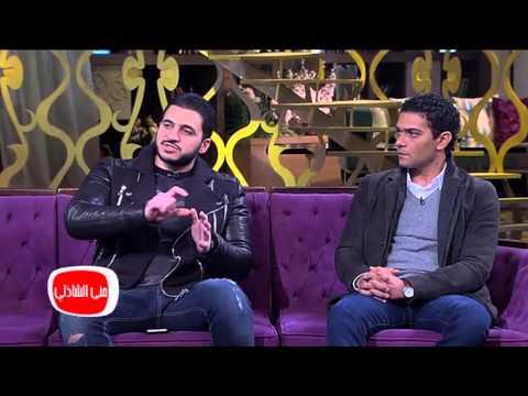 """كريم السبكي يكشف سبب اختيار آسر ياسين لفيلم """"من ضهر راجل"""""""