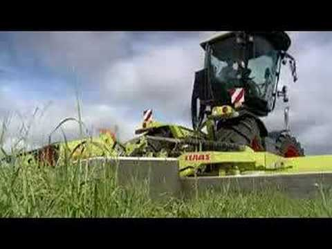Eredeti CLAAS XERION traktor video
