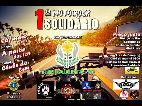 Charles Bolgheroni - 1º Moto Rock Solidário - Tupi Paulista-SP - Part.02
