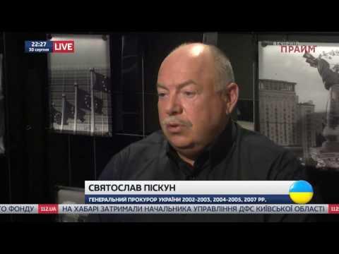 Інтерв'ю Голови Союзу юристів України у програмі