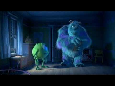 Monsters Inc. (2001) 720p BRRip 450MB