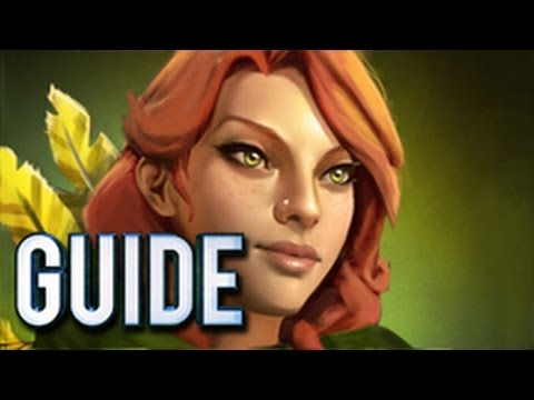 Windrunner DOTA 2 Guide