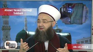 09.10.2014 Tarihli Ahmet Yesevi Derneği Sohbeti