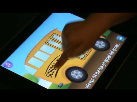 Wheels on the Bus HD - Children's Book App