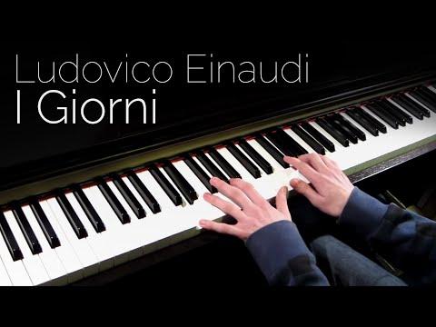 Ludovico Einaudi - I Giorni - Piano