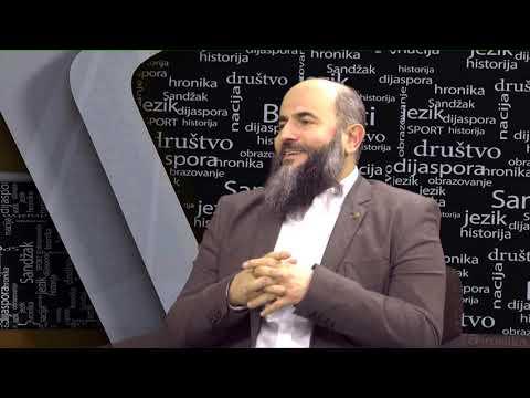 PRETRES – gost: predsjednik SPP-a akademik Muamer Zukorlić 07. 01. 2021.