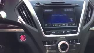 2014 Acura MDX Entertainment Screen Walk Through - John Eagle Acura