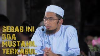 Video Perkara Ini Jika Dilakukan, Mustahil Doa Kita Terkabul || Ustadz Adi Hidayat Lc MA MP3, 3GP, MP4, WEBM, AVI, FLV Januari 2019
