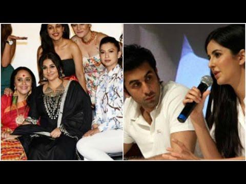 Vidya On Abusing In 'Begum Jaan' | Katrina Giving